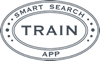 Smart Search Train App Logo